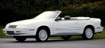 070X0396G Chrysler Himmel Chrysler LeBaron 90-95 Stoff grau