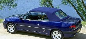 mah Sortiment Autotextilien Cabrioverdecke Peugeot 070X09514_mah