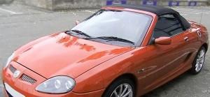 mah Sortiment Autotextilien Cabrioverdecke Rover 070X12614_mah