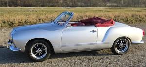 mah Sortiment Autotextilien Cabrioverdecke Karmann Ghia 070X18883089_mah