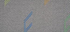 mah Assortiment Textiles automobiles Tissus automobiles Tissus automobiles diversifiés 002X5166_mah